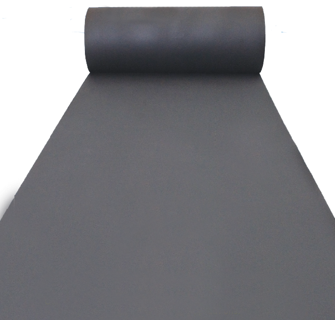 Insulation sheets made by syntetic rubber